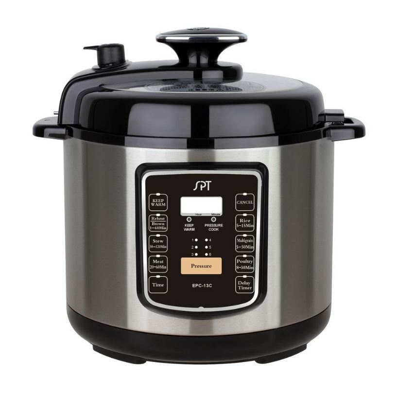 Electric Pressure Cooker ~ Best electric pressure cooker
